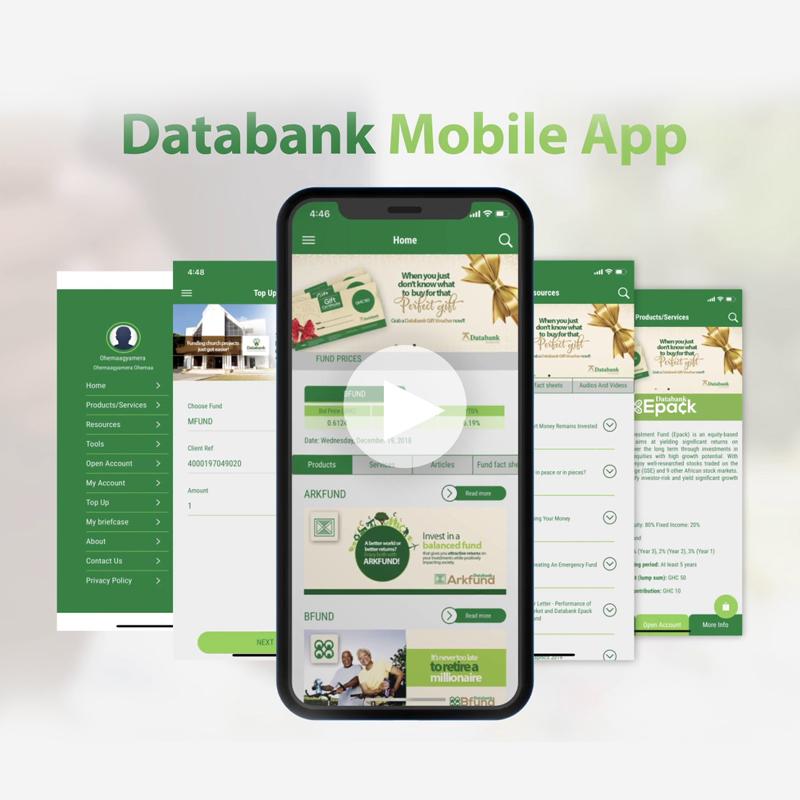 Databank App Video